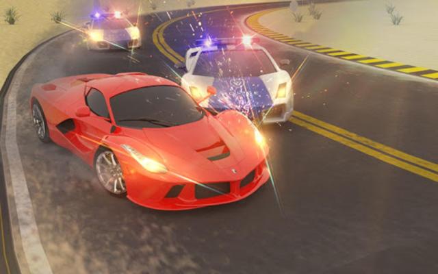 Miami Police Chase: Death Race Super Car screenshot 1