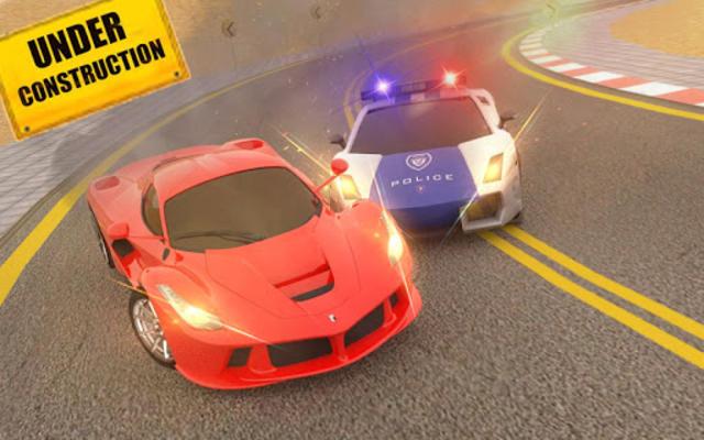 Miami Police Chase: Death Race Super Car screenshot 5