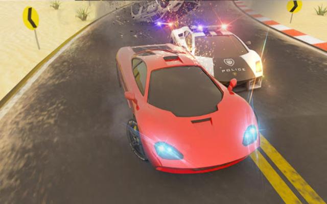 Miami Police Chase: Death Race Super Car screenshot 7