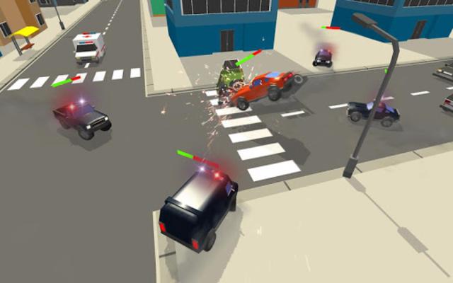 Miami Police Chase: Death Race Super Car screenshot 14