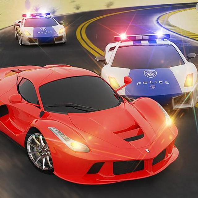 Miami Police Chase: Death Race Super Car screenshot 16