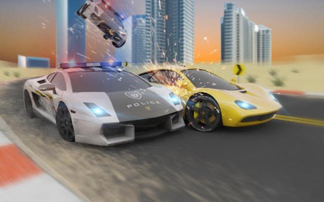 Miami Police Chase: Death Race Super Car screenshot 17