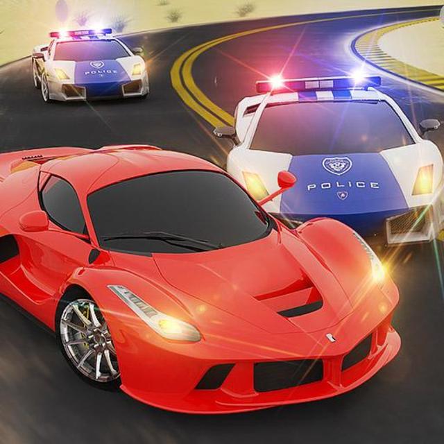Miami Police Chase: Death Race Super Car screenshot 19