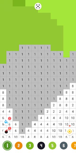No.PixelArt: Color by Number screenshot 4