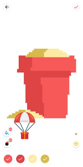 No.PixelArt: Color by Number screenshot 5