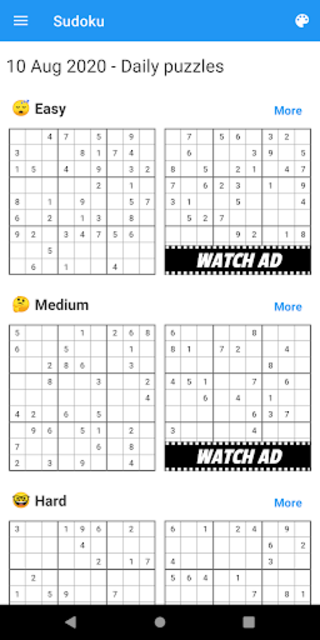 Sudoku - Daily Challenges screenshot 2