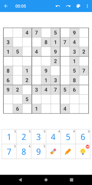 Sudoku - Daily Challenges screenshot 5