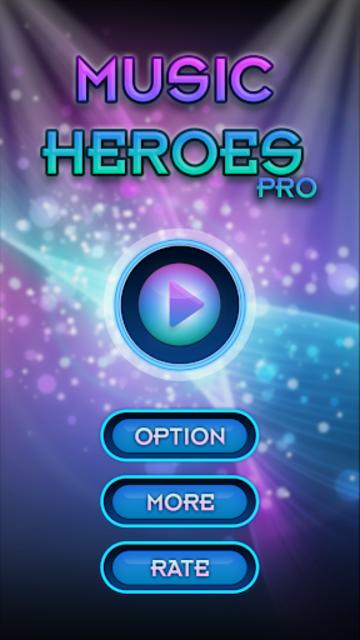 Music Heros: Rhythm game screenshot 8