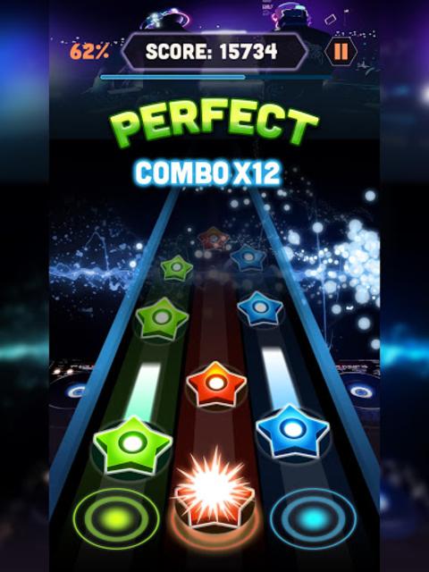 Tap Tap Heroes: Be a Rock Hero screenshot 5