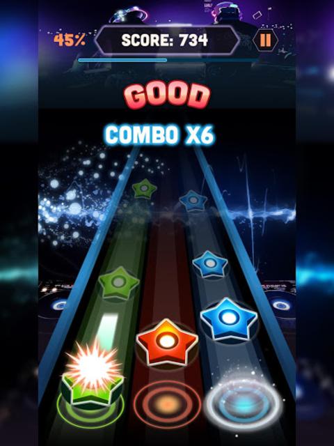 Tap Tap Heroes: Be a Rock Hero screenshot 6