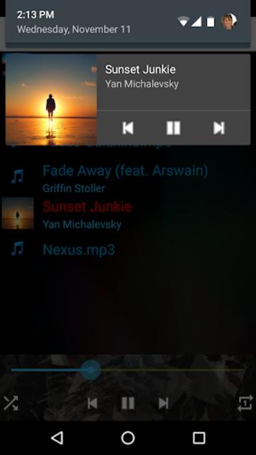 BoxStream Cloud Music - Donate screenshot 3