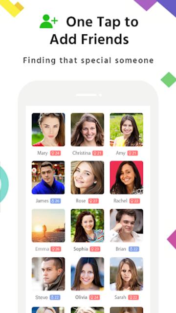 MiChat - Free Chats & Meet New People screenshot 3