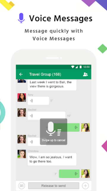 MiChat - Free Chats & Meet New People screenshot 7