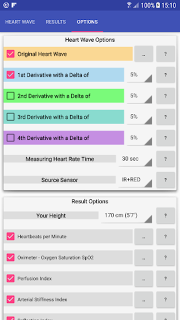 Heart Rate Analyzer screenshot 5