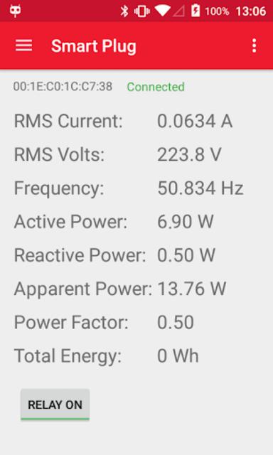 Smart Plug screenshot 1