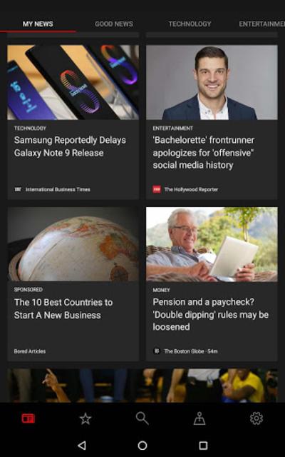 Microsoft News screenshot 10