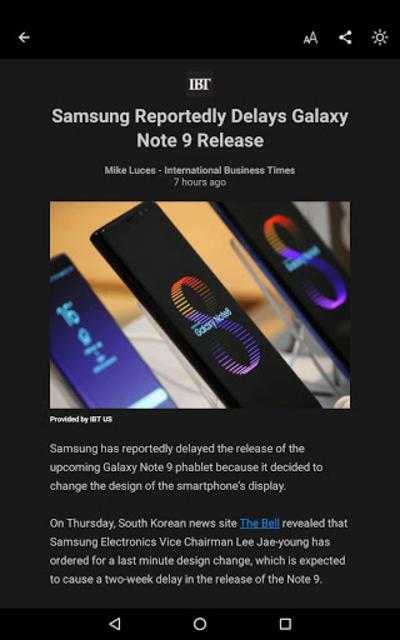Microsoft News screenshot 11