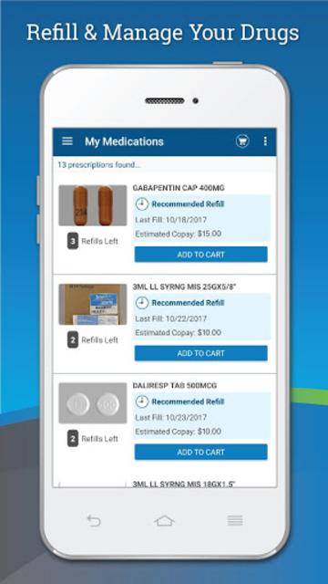 MedImpact Direct Pharmacy screenshot 1