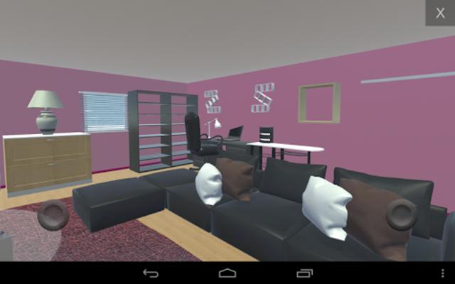 Room Creator Interior Design screenshot 4