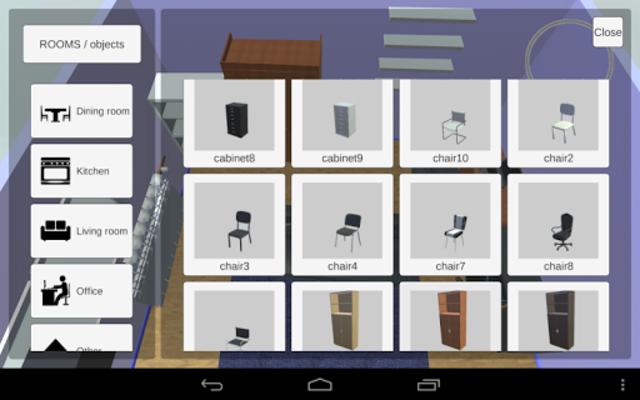 Room Creator Interior Design screenshot 10