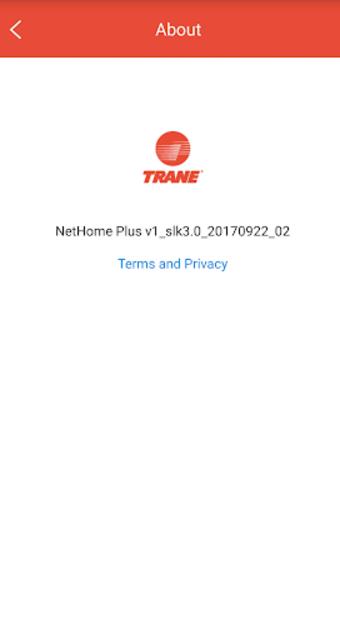 Trane Residential HVAC WiFi screenshot 5