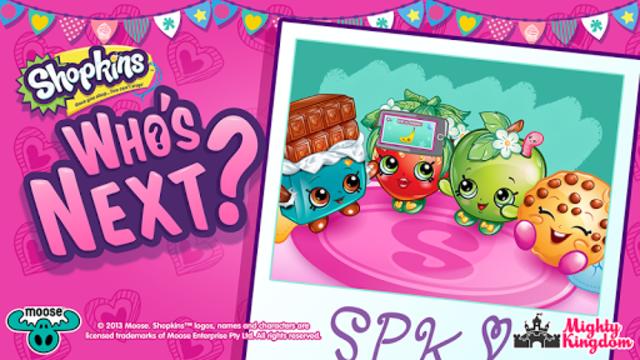 Shopkins: Who's Next? screenshot 1