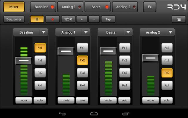 RD4 Groovebox screenshot 18