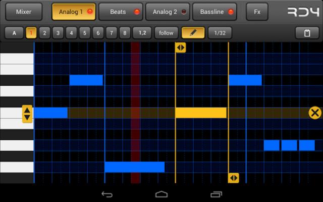 RD4 Groovebox screenshot 19