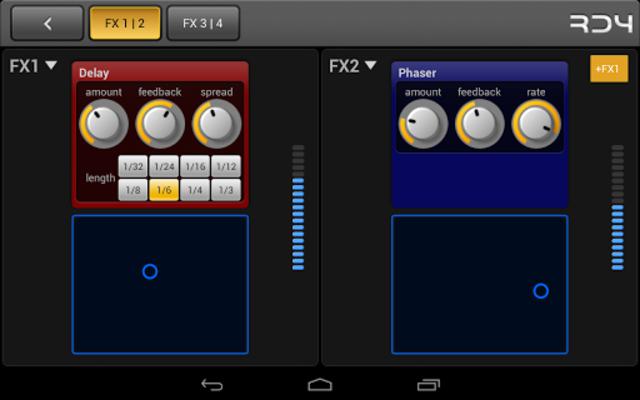 RD4 Groovebox screenshot 20