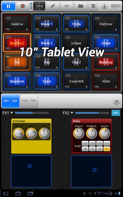 SPC - Music Drum Pad screenshot 8