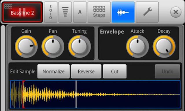 SPC - Music Drum Pad screenshot 2