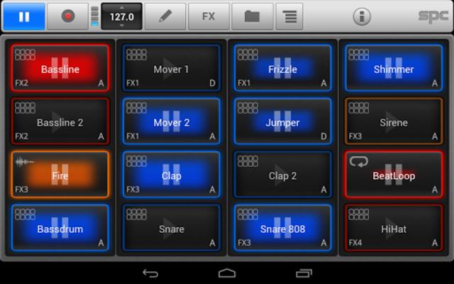 SPC - Music Drum Pad screenshot 9