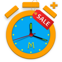 Icon for Alarm Clock & Timer & Stopwatch & Tasks & Contacts