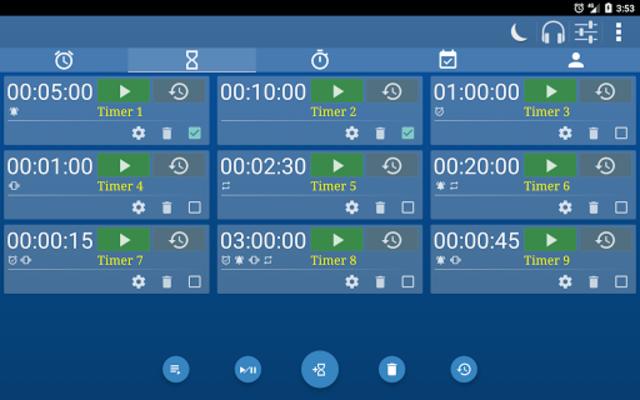 Alarm Clock & Timer & Stopwatch & Tasks & Contacts screenshot 19