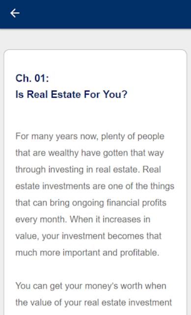 Real Estate Investing For Beginners screenshot 3