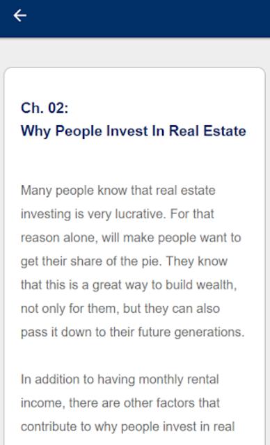 Real Estate Investing For Beginners screenshot 4