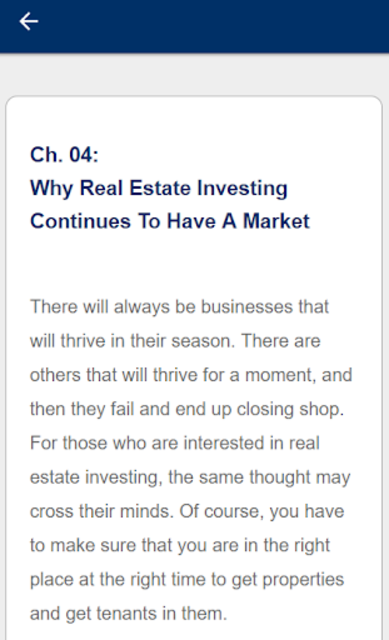 Real Estate Investing For Beginners screenshot 6
