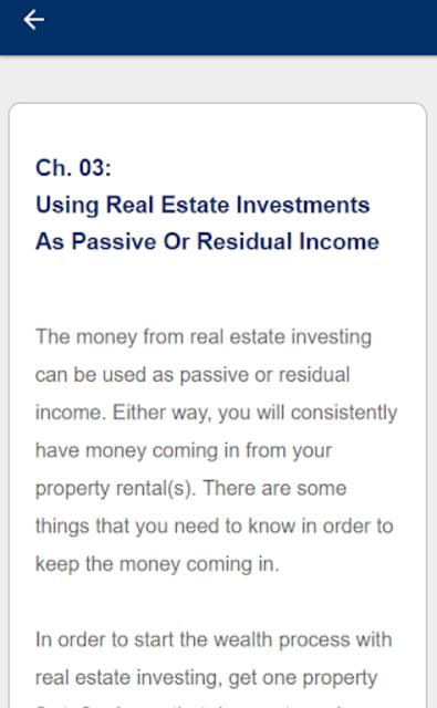 Real Estate Investing For Beginners screenshot 12