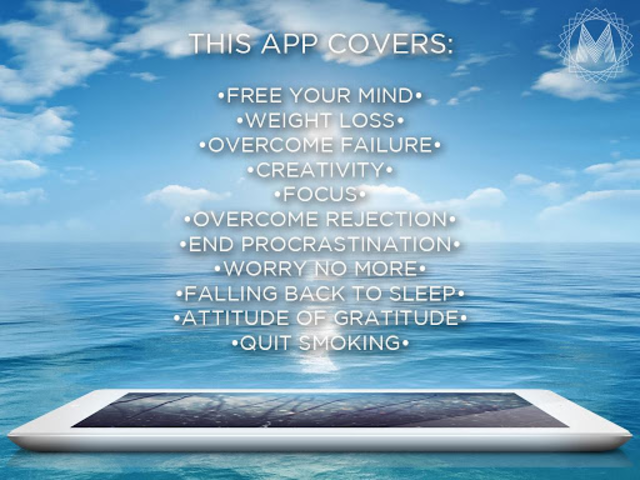 Free Your Mind Hypnosis screenshot 7