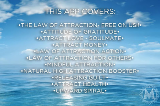 Law Of Attraction Hypnosis screenshot 5