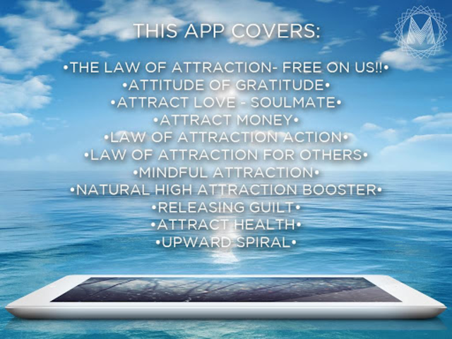 Law Of Attraction Hypnosis screenshot 9