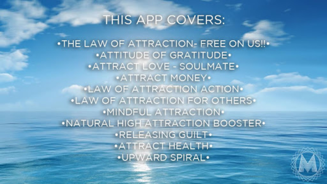 Law Of Attraction Hypnosis screenshot 15