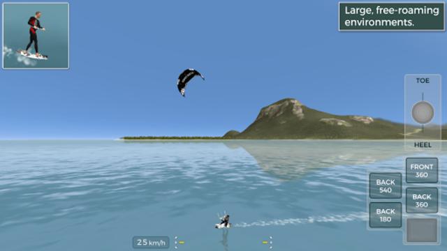 Kiteboard Hero screenshot 5
