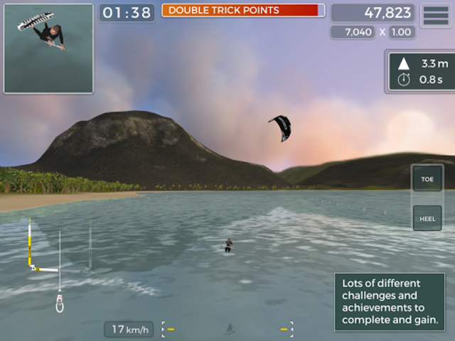 Kiteboard Hero screenshot 7