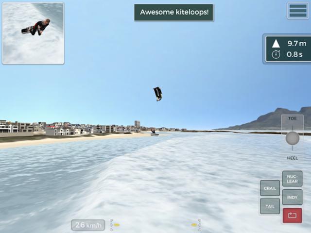 Kiteboard Hero screenshot 8