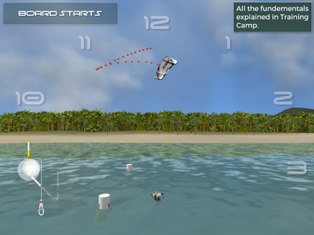 Kiteboard Hero screenshot 9