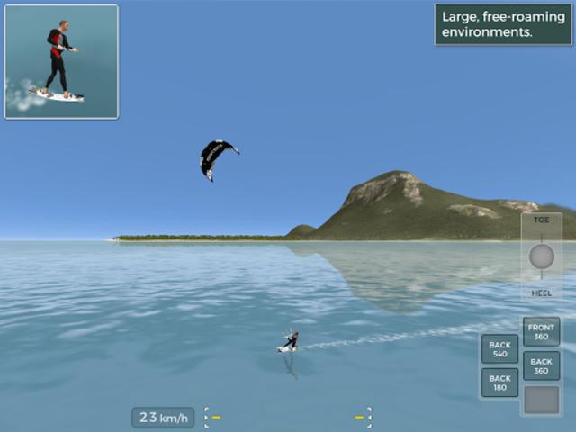 Kiteboard Hero screenshot 10