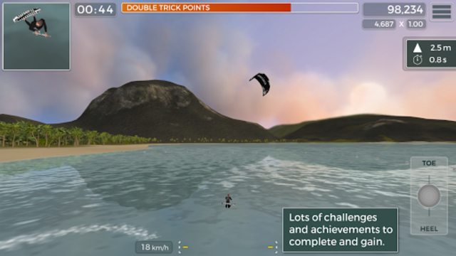 Kiteboard Hero screenshot 12