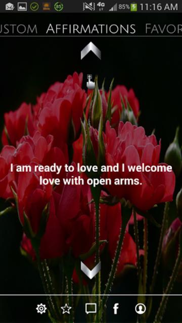 iAffirm LOVE affirmations PRO screenshot 3