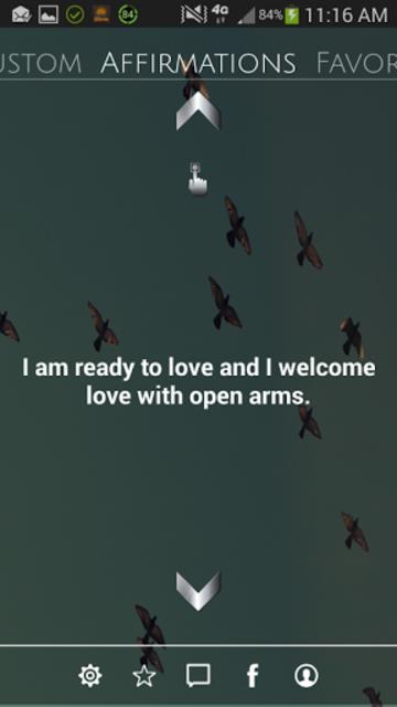 iAffirm LOVE affirmations PRO screenshot 4